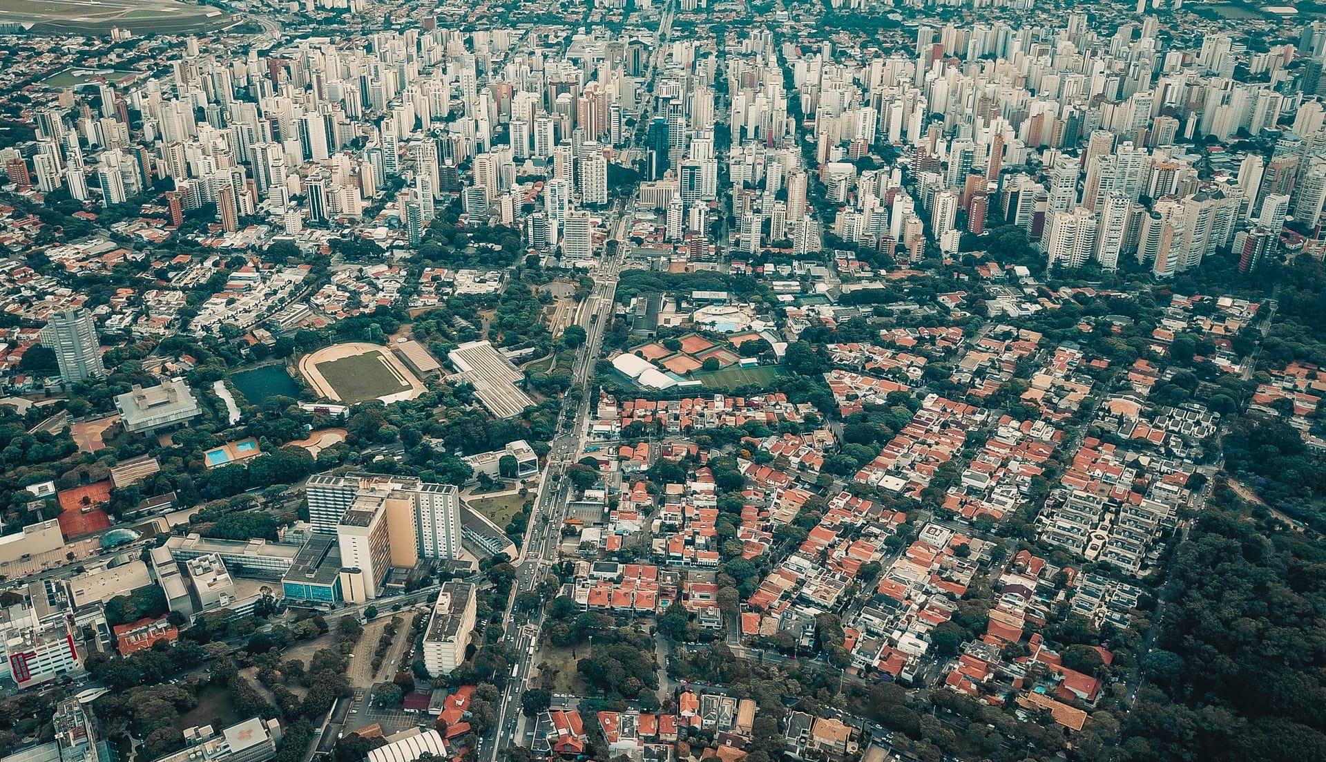 Ilustração de Vila Mariana São Paulo - SP