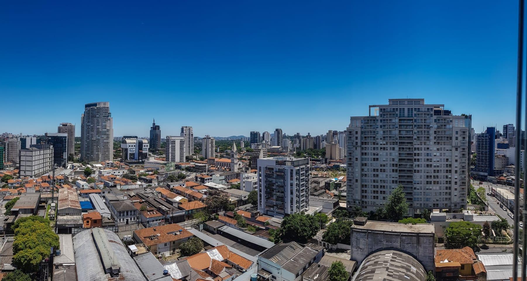 Ilustração de Pinheiros São Paulo - SP