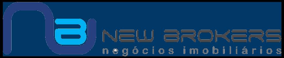 Logo da imobiliária New Brokers Negócios Imobiliários
